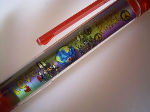 "Eskesen Floaty ballpoint ""PEOPLE TOGETHER\"""