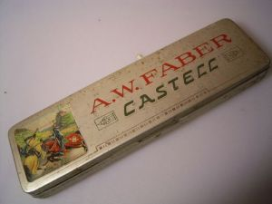 Faber Castell metall box