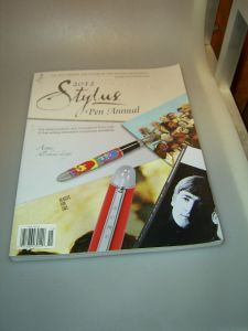 2012 Stylus Pen Annual Edition
