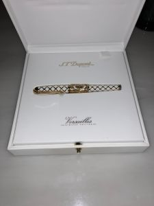 Limited Edition S.T. Dupont Versailles Fountain Pen - Complete Set (UNUSED)