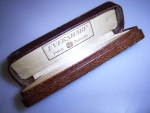 Eversharp pencil box